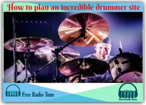 incredible drummer