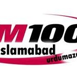 Online FM100 Islamabad live