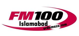 Online FM100 Islamabad live