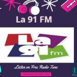 La 91 FM Live Online Radio