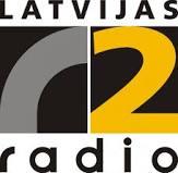 Latvijas Radio 2 online