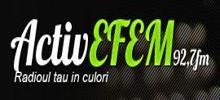 Activ EFEM, Online radio Activ EFEM, live broadcasting Activ EFEM