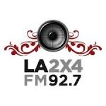 La 2x4 FM Live online