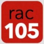 online radio RAC105 fm, radio online