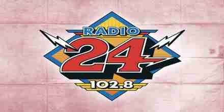online radio Radio 24 102.8, radio online Radio 24 102.8,
