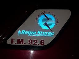 Emisora Reina Estereo 92.6 FM
