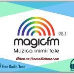 Live radio magic-fm-romania
