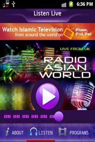 Online Radio Asian