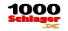 online radio 1000 Schlager, radio online 1000 Schlager,