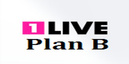 online radio 1Live Plan B, radio online 1Live Plan B,