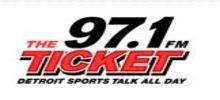 Online radio 97.1 The Ticket FM