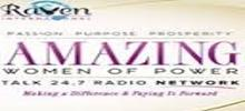 Amazing Women of Power Radio,live Amazing Women of Power Radio,
