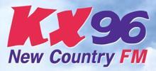 KX96-FM
