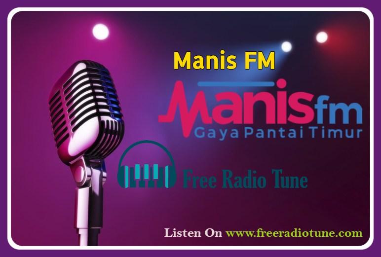 Manis FM online