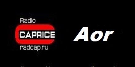 Radio Caprice Aor, Online Radio Caprice Aor, Live broadcasting Radio Caprice Aor