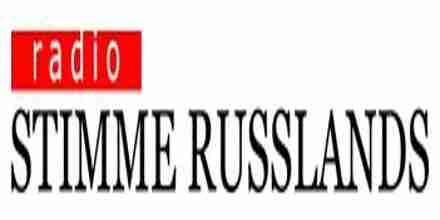 Radio Stimme Russlands, Online Radio Stimme Russlands, live broadcasting Radio Stimme Russlands