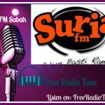 Suria FM Sabah live