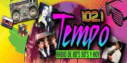online radio 102.1 Tempo, radio online 102.1 Tempo,
