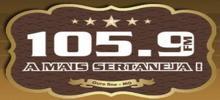 105 FM Ouro Fino, Online radio 105 FM Ouro Fino, live broadcasting 105 FM Ouro Fino