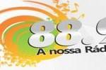 88.9 FM A Nossa Radio, Online 88.9 FM A Nossa Radio, live broadcasting 88.9 FM A Nossa Radio