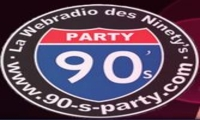 online radio 90's Party,