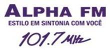 Alpha FM 101.7, Online radio Alpha FM 101.7, live broadcasting Alpha FM 101.7