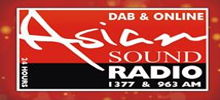 online radio Asian Sound Radio,
