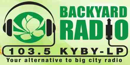 Backyard Radio,live Backyard Radio,