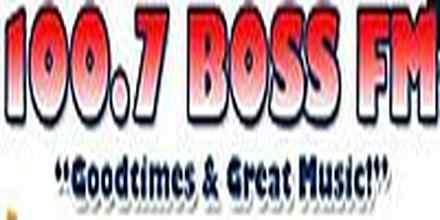 Boss FM 100.7, Online radio Boss FM 100.7, live broadcasting Boss FM 100.7, Radio USA