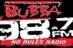 Bubba 98.7, online radio Bubba 98.7, Live broadcasting Bubba 98.7, Radio USA