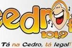 Cedro FM 101.9, Online radio Cedro FM 101.9, live broadcasting Cedro FM 101.9