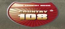 online radio Country 108, radio online Country 108,
