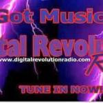Digital Revolution Radio, Online Digital Revolution Radio, Live broadcasting Digital Revolution Radio