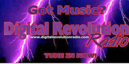 Digital Revolution Radio, Online Digital Revolution Radio, Live broadcasting Digital Revolution Radio