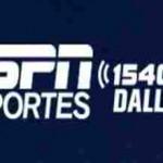 ESPN Deportes Dallas, Online radio ESPN Deportes Dallas, Live broadcasting ESPN Deportes Dallas, Radio USA