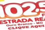 Estrada Real FM, Online radio Estrada Real FM, live broadcasting Estrada Real FM