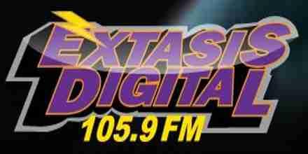 Extasis Digital 105.9 FM, Online radio Extasis Digital 105.9 FM, live broadcasting Extasis Digital 105.9 FM