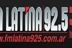online radio FM Latina 92.5, radio online FM Latina 92.5,