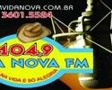 FM Vida Nova, Online radio FM Vida Nova, live broadcasting FM Vida Nova