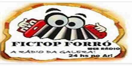 Fictop Forro, Online radio Fictop Forro, live broadcasting Fictop Forro