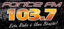 Fonte FM, Online radio Fonte FM, live broadcasting Fonte FM