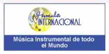 Formula Internacional, Online radio Formula Internacional, live broadcasting Formula Internacional