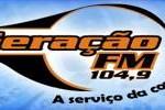 Geracao FM, Online radio Geracao FM, live broadcasting Geracao FM