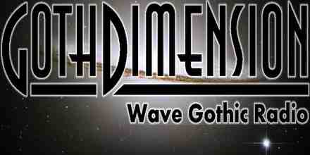 online radio Goth Dimension Wave Gothic Radio, radio online Goth Dimension Wave Gothic Radio,