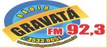 Gravata FM, Online radio Gravata FM, live broadcasting Gravata FM