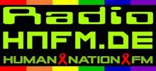 online radio Human Nation FM, radio online Human Nation FM,