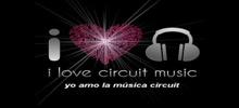 I Love Circuit Music, Online radio I Love Circuit Music, live broadcasting I Love Circuit Music