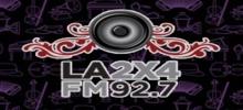 online radio La 2X4 FM 92.7, radio online La 2X4 FM 92.7,