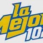 La Mejor 102.7, Online radio La Mejor 102.7, live broadcasting La Mejor 102.7