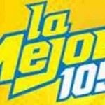 La Mejor 105.3, live broadcasting La Mejor 105.3, online radio La Mejor 105.3